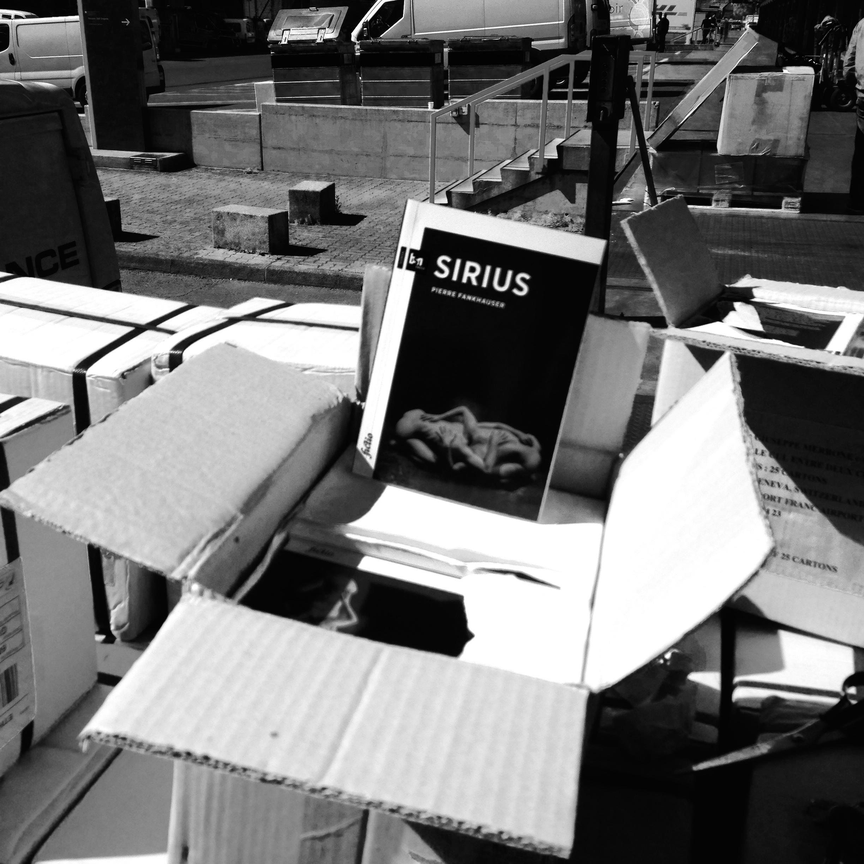 Sirius à l'air libre